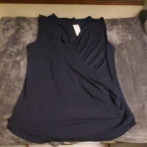 NWT Ann Taylor sleeveless blouse